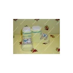 Calzine - babbucce neonato 05 cotone caldo