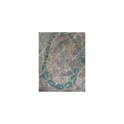 """Collana con pietre dure argento e cristallo swarovski """"Angela"""""""