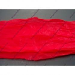 Collant di nylon per fare fiori , colore rosso