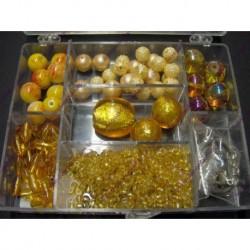 Set perle tonalit ambra var. 740238-26