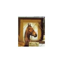 "Kit da ricamare "" Cavallo "" Art. 8051"