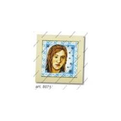 "Cross-sticht kits "" Virgo "" Art. 8071"