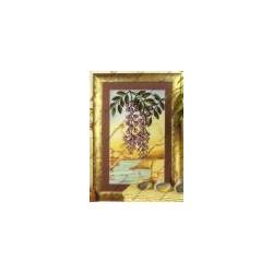 "Cross-sticht kits "" Lilac "" Orchidea art. 8038"