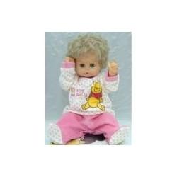 Baby chenille long sleeve Disney Winnie The Pooh