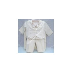Baby cristeningh garment for boy