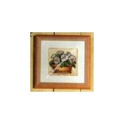 "Cross-stitch kits "" Little daisy"" Orchidea Art. 8156"