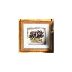 "Cross-stitch kits "" Little flower"" Orchidea Art. 8159"