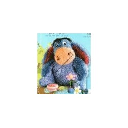 Vervaco Latch Hook Cuddles Eeyore 2575 1121