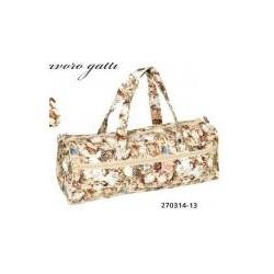 "Borsa Porta lavoro fantasia "" Gatti "" Art. 270314-13"
