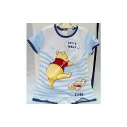 Pagliaccetto Disney per maschietto tg. 6/9 mesi Winnie The Pooh