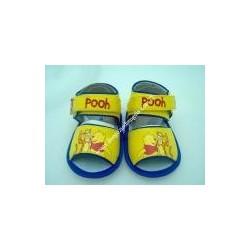 """Sandali da neonato """"Winnie The Pooh"""", col. Giallo n16"""