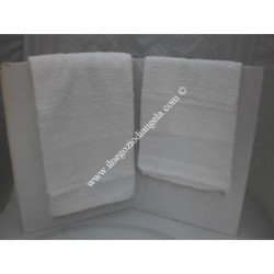 2 sponge Towels PINK