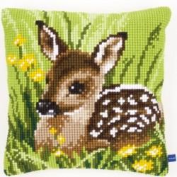Fawn Vervaco cushion