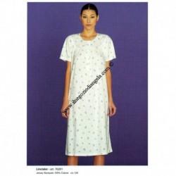 Nightgown LINCLALOR half sleeve art . 76261 tg . 60