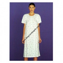 Nightgown LINCLALOR half sleeve art . 76261 tg. 56