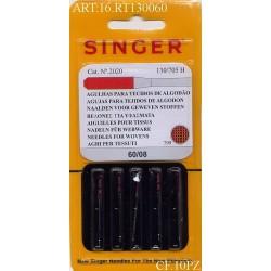 Singer Needles for wovens n 60