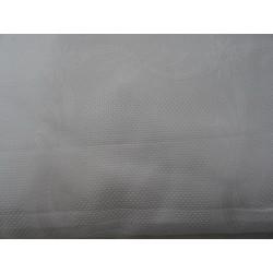 Tovagliato in tela aida jacquard di cotone, altezza 180 cm