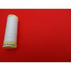Tela aida di cotone 55 fori rossa
