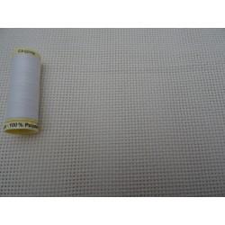 Tela aida di cotone ecru' 44 fori altezza 150 cm