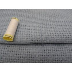 Tela aida lana col. cielo 75x80 cm x copertina