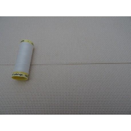 Cotton aida white 55