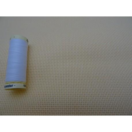 Cotton aida light blue 55