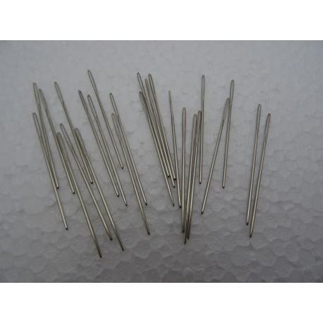 Needlepoint needle size 24