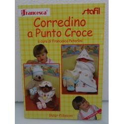 Corredino a punto croce Stafil book