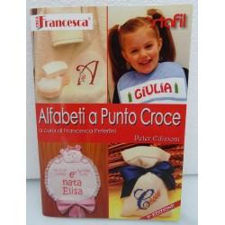 Manuale Stafil ALFABETI A PUNTO CROCE