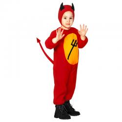 Costume Diavoletto 3-4 anni