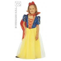 Principessa delle favole 4 - 5 anni