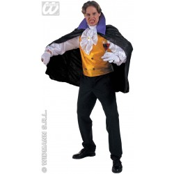 Conte Dracula, costume per Halloween, carnevale, feste in maschera, taglia S