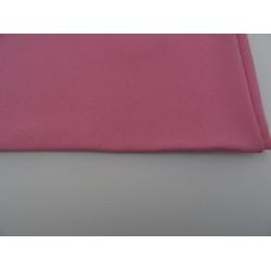 Scampolo di viscosa rosa 140x150 cm