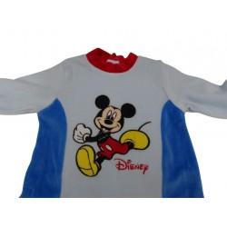 Tutina di ciniglia Disney TOPOLINO art. WD10653