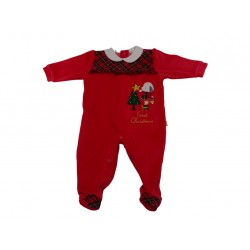 Tutina neonata Primo Natale Ellepi art. BQ 2926