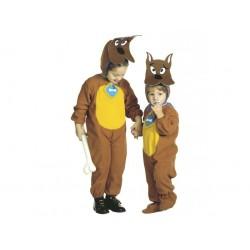 Costume Cucciolo 3-4 anni