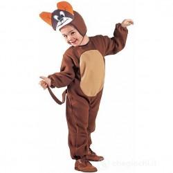 Costume Topino 3-4 anni