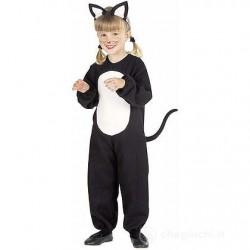 Costume Gattina nera