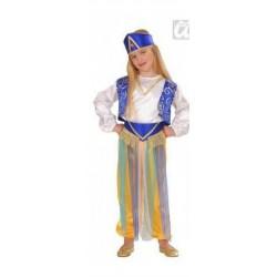 Costume Principessa Araba 1-2 anni