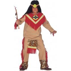 Costume Indiano Toro Scatenato