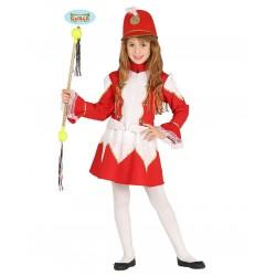 Costume Bambina Majorette
