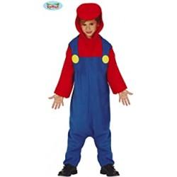 Costume Bambino Macchinista del Treno