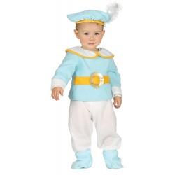 Costume neonato Principino