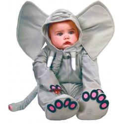 Costume neonato Elefante
