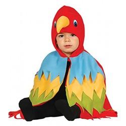 Costume neonato Pappagallo - 12-24 mesi