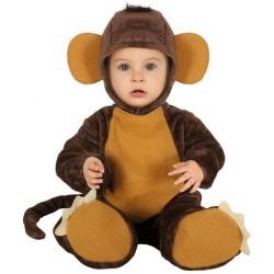 Costume neonato Scimmietta