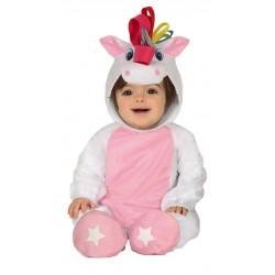 Costume neonata Unicorno