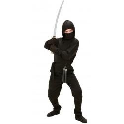 Costume Guerriero Ninja Nero