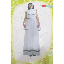 Dea Greca, costume donna taglia 42 per carnevale
