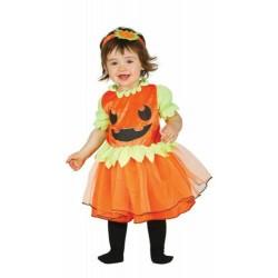 PUMPKIN: costume da zucca per bambina, per halloween e carnevale